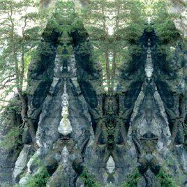 Felsengötter